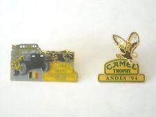 CAMEL 2 pins Camel Trophy 1994