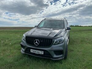 Hood bonnet for Mercedes GLS X166 Renegade Design