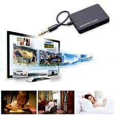 Bluetooth A2DP Stereo 3.5 Audio Adapter Dongle Sender Transmitter For TV Speaker