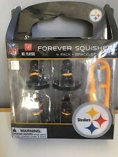 NFL Forever Squisherz Pittsburgh Steelers NEW