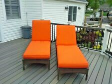FRONTGATE  Outdoor Patio Furniture Cushions (set)
