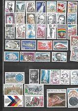 N°469-superbe lot 44 timbres France de1977 à 80- Neufs sans trace charnière
