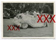 KREUZER KARLSRUHE - orig. Foto, Auto, Schützenfest, Charleston Rifle Club, 1935