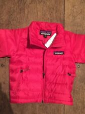 NWTs Patagonia Girl's Baby Down Sweater Jacket. Rossi Pink . 3-6M ($99.00)