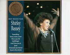 CD SHIRLEY BASSEYhet beste van1990 VG++ (A4116)