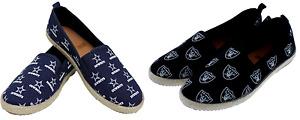 NFL Women's Canvas Espadrille Shoes