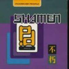 Shamen Phorever people (4 versions, 1992) [Maxi-CD]