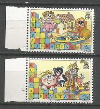 CEPT/1989 Gibilterra **