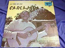 Rare Afro Cuban Latin LP : La Vida Es Una Carcajad ~ El Jilguero de Cienfuegos