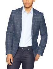 NWT HUGO Hugo Boss Red Label Ultra Slim Fit Virgin Wool-Linen Summer Sport Coat