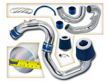 BLUE COLD AIR INTAKE KIT + DRY FILTER FOR Mazda 04-09 Mazda3 2.0L 2.3L L4