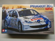 "Tamiya 1:24 Scale ""Esso"" Peugeot 206 WRC '99 Tour Model Kit New Item 24221*2000"