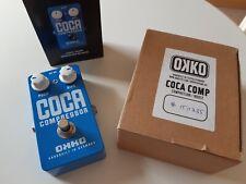 OKKO / Coca Comp - Compressor/Boost Pedal - Guitar / Bass - OVP