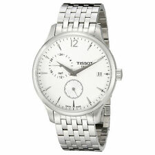 Tissot Adult Silver Case Wristwatches