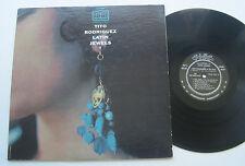 LP Tito Rodriguez - Latin Jewels - VG++ TICO 1047 Mono - Frenesi Noche de Ronda