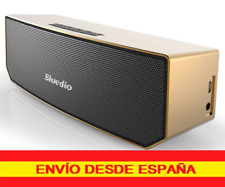 Altavoz Bluedio BS-3 Bluetooth Inalámbrico Portatil color Camel o Plata