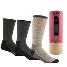 Wigwam Rod and Rifle Socks 3 Pack Gift Set Merino Wool