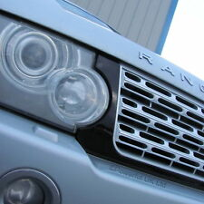 Black+Silver L405 style Front Grille - Range Rover L322 06-09 vogue supercharged
