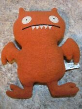 Ugly Doll 8 Inch Stuffed Red Ice Bat Ugly Doll Stuffed Animal