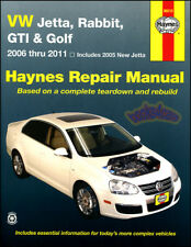 VW JETTA GTI GOLF RABBIT SHOP MANUAL SERVICE REPAIR BOOK HAYNES WORKSHOP CHILTON