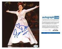 "Fran Drescher ""Cinderella"" AUTOGRAPH Signed 8x10 Photo ACOA"