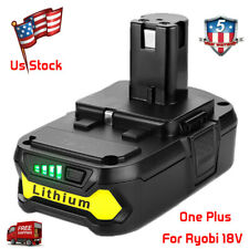 For Ryobi 18V Compact Battery Lithium ion ONE+ Plus P102 P103 P104 P105 P107
