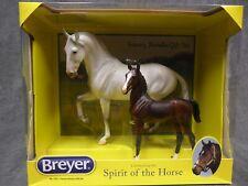 Breyer New * Favory Airiella Gift Set * 1827 Lipizzan Traditional Model Horse