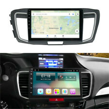 "10.1"" 1080P Android GPS Navigation Media Radio Player Fit for Honda Accord 13-17"