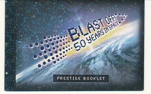 Australia MNH MUH - 2007 Blast Off! 50 Years in Space (Prestige Booklet)