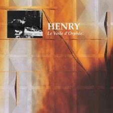 Pierre Henry / Le Voile d'Orphée - LP Vinyl 180g
