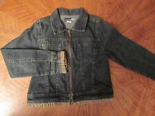 Veste en jean  Jean bourget 8 ans