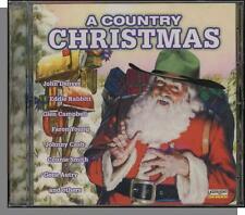 A Country Christmas - New LaserLight CD! Big Stars! John Denver, Moe Bandy, etc