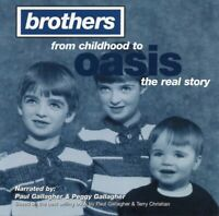 OASIS ~ Brothers: From Childhood To OASIS, The Real Story ~ Scarce 1997 2xCD Set