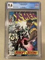 Uncanny X-Men #283 (12/91) CGC 9.6 NM+ White Pages 1st Full Appearance of Bishop