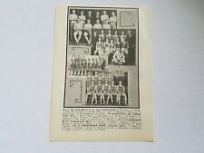 Oak Ridge Vicksburg MS Gainesville FL High School Louisville 1924 Basketball