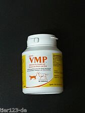 5 x VMP Pfizer/Zoetis Tabletten 50Tbl. (250G.) Dose Vitamine Hunde /1Tab.=0,24€