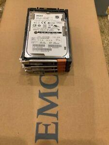 EMC VNX 600GB V4-D2S15-600 005050935 005050936 005050847 005050846 005052937
