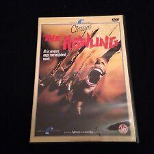 The Howling Bridge Pictures Dutch Release Horror Gore 80s Werewolf DVD