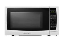 Insignia 0.7 Cu. Ft. Compact Microwave - White