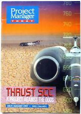 Land Speed Record: Thrust SSC, Project Manager Today July / August 1997
