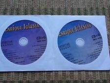 2 CDG ENRIQUE IGLESIAS KARAOKE DISCS SUPERSTAR HITS CD+G SPANISH ESCAPE,HERO