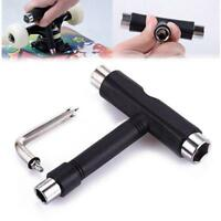 Mini Skateboard T Tool All In One with Small L Spanner Roller Skate Longboard W