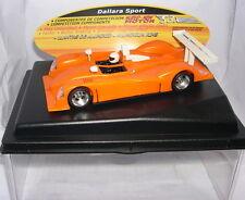 SPIRIT SLOT CAR DALLARA SPORT COMPETICION ORANGE   MB