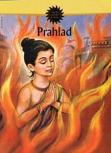 PRAHLAD - AMAR CHITRA KATHA - STORY FROM DASHA AVATAR - DEVOTEE OF VISHNU