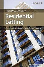 Good, The Complete Guide to Residential Letting, Tessa Shepperson, Book