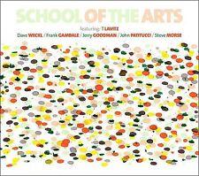 School Of The Arts CD NEW SEALED Steve Morse/Frank Gambale/T Lavitz/J Patitucci