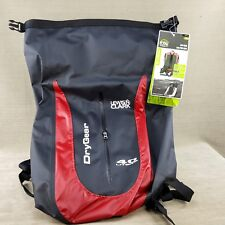 Lewis N Clark Uncharted DryGear Day Pack 40L Black and Red 94101 Hiking Bag NEW