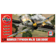 Airfix Hawker Typhoon Mk.IB 'Car Door' Model Kit + Extra Decals - 1:24 - A19003A
