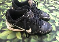 Nike Keystone Youth Baseball Cleats Black boys Size 2.5y 469726-011