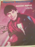 doug collins signed 8x10 autographed picture photo auto nba autograph nba photo